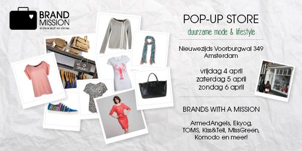 Pop-up Store Amsterdam
