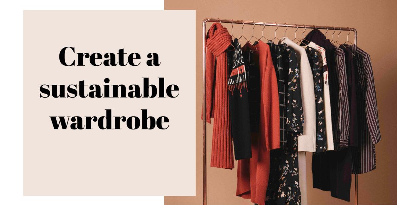 3 tips voor een duurzame garderobe